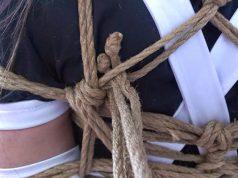 Faster rope coils Kinbaku Today 5