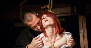 Gallery: Riccardo Wildties Kinbaku Today 2