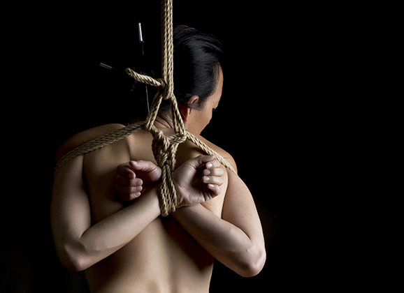 For Beauty and Effect: Tying the Gote Kinbaku Today 1