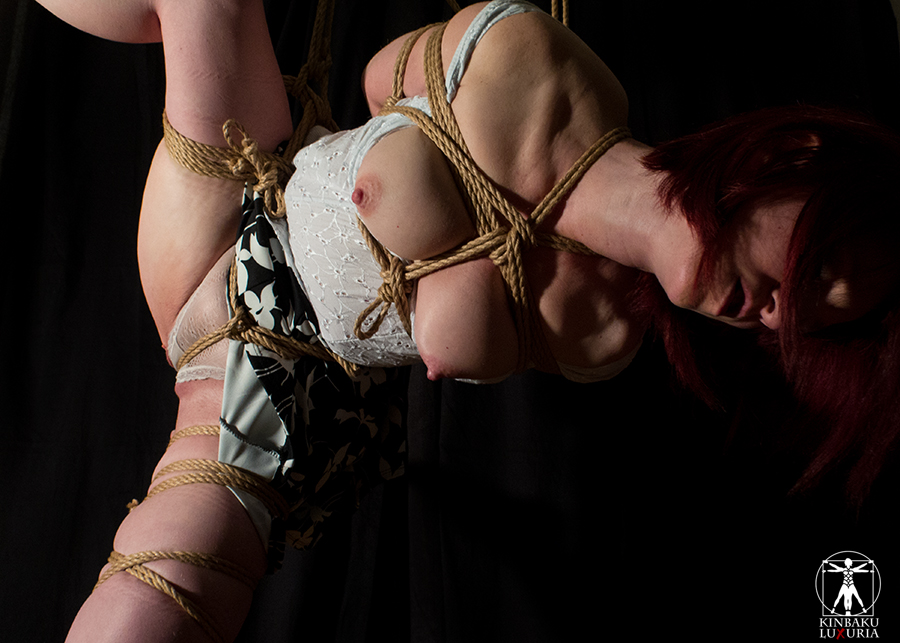 The Eroticization of Suffering Kinbaku Today 7