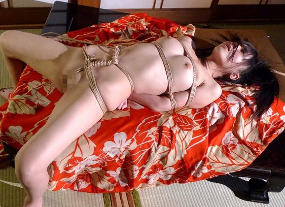 Two New Videos from Yukimura Sensei Kinbaku Today 4