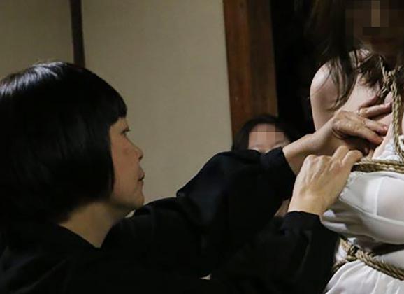 Tokyo Sub Life with AkiEbi Kinbaku Today 3