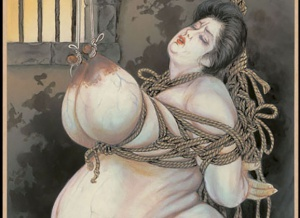 Ozuma's Secret Art Book Kinbaku Today 3