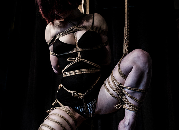 The evocative power of Hashira Shibari Kinbaku Today 2