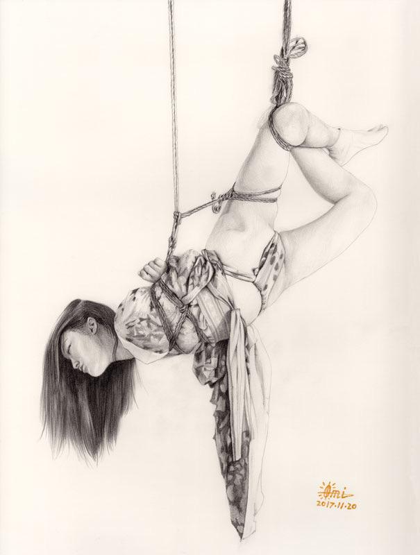 Art of japanese rope bondage